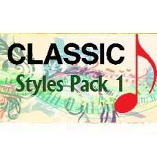 25 Classic Tabla Styles Package 1 Yamaha Mix Tabla Styles