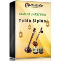 Chap tilak sab chin li re Yamaha Pakistani Tabla Style