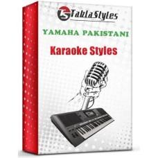 Allah hoo Allah hoo Yamaha Pakistani Karaoke Styles