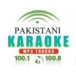 Aaj hay mehfil deed ke kabal Pakistani Karaoke mp3 Track