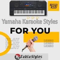 Yamaha Karaoke Styles Package 4